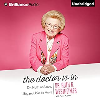 The Doctor Is In audiobook cover art