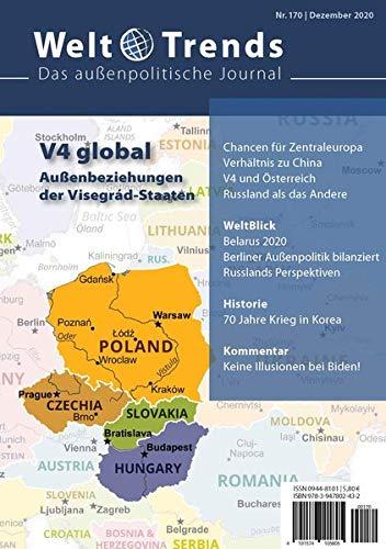 V4 global: Außenbeziehungen der Visegrád-Staaten (WeltTrends: Das außenpolitische Journal)