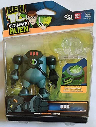 Ben 10 Ultimate Alien – Energy (NRG) - 10 Cm
