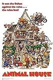 Animal House Movie Poster - 24' x 36'