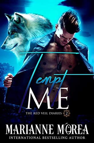Tempt Me - The Red Veil Diaries: A Shifter/Vampire Romance (English Edition)