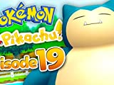 Clip: Catching Snorlax!
