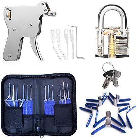 Pistol Picking Tools Practice Kit for Training product image