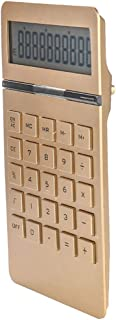 NUOBESTY Office Desktop Calculator 10 Digit Battery Calculators with Large LCD Display Portable Accounting Calculator for ...