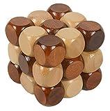 Holzsammlung Cubo 3D Rompecabezas de Madera Juego Puzle - #1