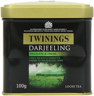 Twinings Darjeeling Loose TEA Caddy - 100g