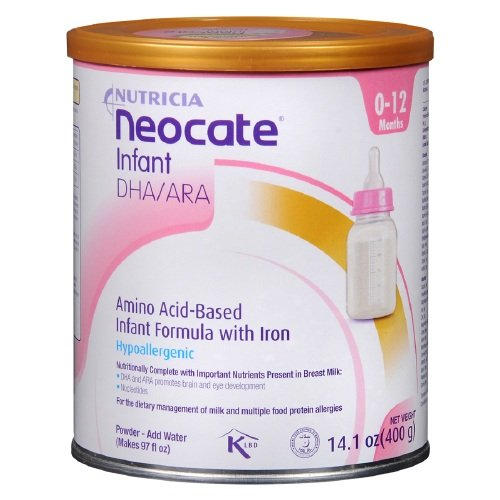 Nutricia Neocate Infant Dha/ara, Amino Acid Based with Iron Powdered...