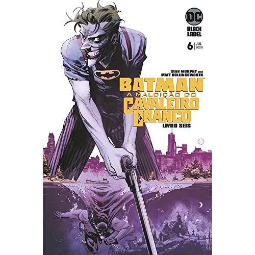 Gibi Batman A Maldição do Cavaleiro Branco nº 6