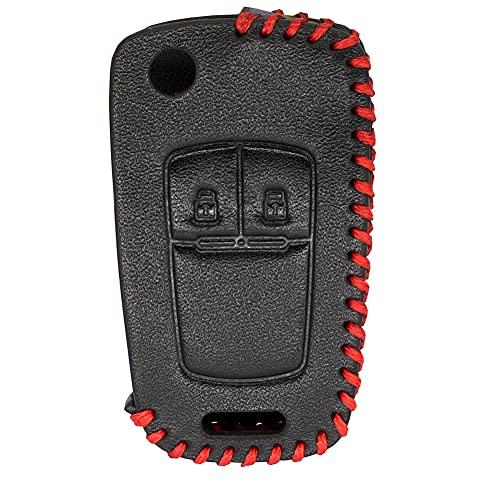 YHDNCG Cubierta de la llave del coche, 2 botones no se desvanecen accesorios de la llave del coche, decoración de la llave del coche, para Chevrolet Orlando 2011-2018