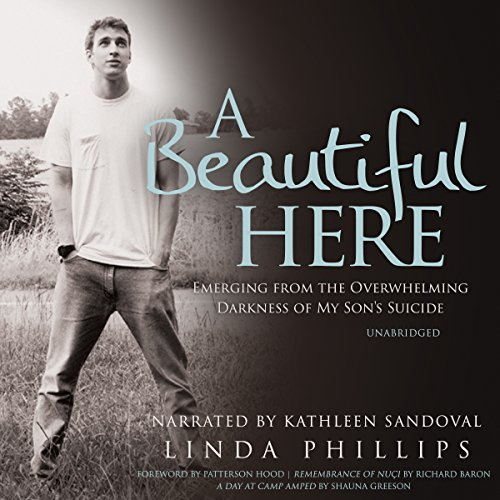 A Beautiful Here audiobook cover art