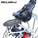 BIKERISK 20 Piezas de MTB Pastillas de Disco Herramienta de Ajuste del Pad de la Bicicleta de Montaje Asistente Pastillas de Freno de Rotor de alineación Espaciador Herramientas del Kit de reparación