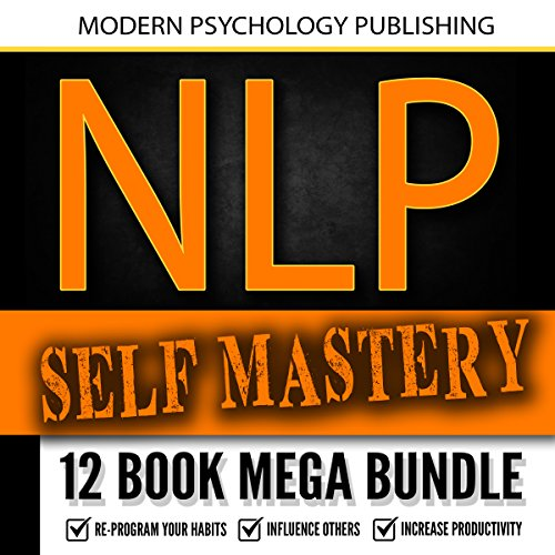 NLP Self Mastery: 12 Book Mega Bundle cover art