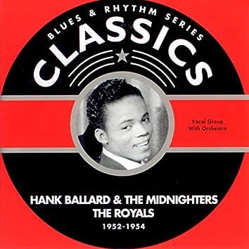 Blues & Rhythm Series Classics 1952-1954