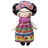 ARTEMODEL muñeca Mexicana, Multicolor (1)