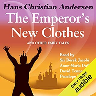 The Emperor's New Clothes and Other Fairy Tales audiobook cover art