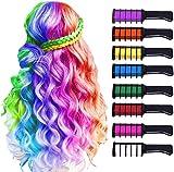 10 Color Hair Chalk for Girls Kids-New Hair...