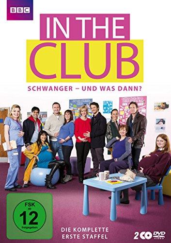 In the Club: Schwanger - und was dann? - Die komplette erste Staffel [2 DVDs]