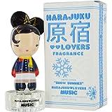 Gwen Stefani Harajuku Lovers–Eau de Toilette, 10ml), diseño de conejos de nieve música