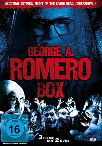 George A. Romero Box [2 DVDs]