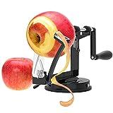 Vremi Apple Peeler Corer Slicer Machine with Vacuum Suction...