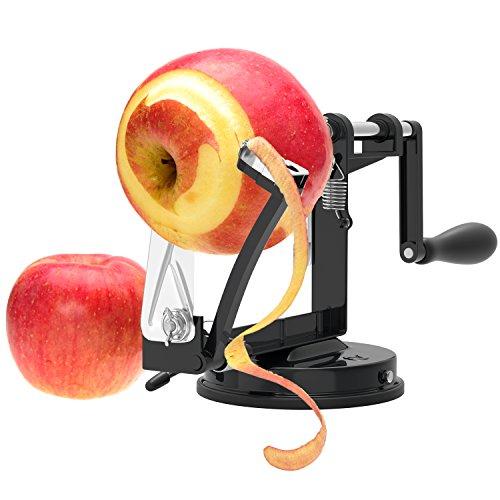 Vremi Apple Peeler Corer Slicer Machine with Vacuum...