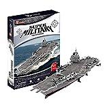 GUIZMAX Puzzle 3D Porte Avion USS Enterprise Maquette Bateau