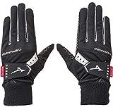 MIZUNO(ミズノ) ゴルフ 手袋 サーマグリップ ブレスサーモ メンズ 両手 ゴルフグローブ 5MJMB852 ホワイト/ブラック S~Lサイズ