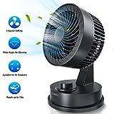 Best Oscillating Fans - Air Circulator Fan - LONOVE Upgraded Oscillating Fans Review