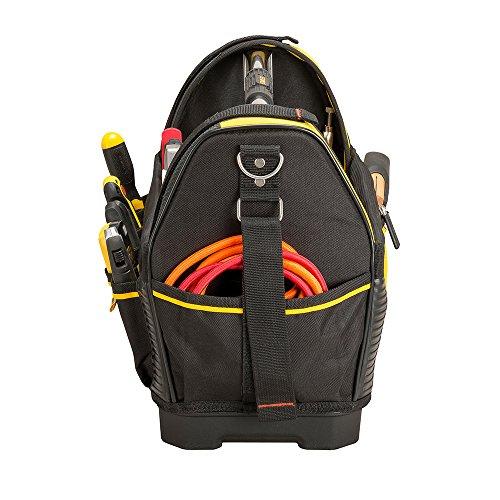Stanley FatMax Werkzeugtrage, 48x33x22cm, 600 Denier Nylon, wasserdichter Kunststoffboden, ergonomischer Gummigriff, Rahmen stahlverstärkt, verstellbarer Schultergurt, 1-93-951 - 5