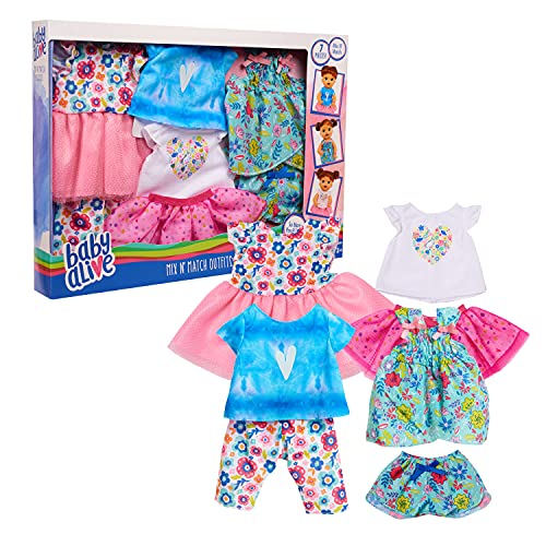 Baby Alive Mix N' Match Outfit Set