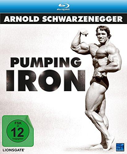 Pumping Iron [Blu-ray]