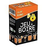 Glop Game - Jeu à Boire - Jeu de Société pour Apéro & Soirées - Jeux de Cartes Adulte - Jeux de Plateau - Drinking Games - 100 Cartes