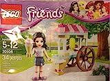LEGO Friends: Emma's Ice Cream Stand Establecer 30106 (Bolsas)