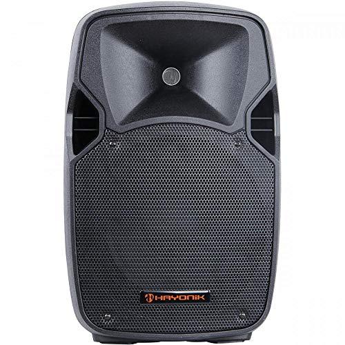 Caixa Acústica Ativa Bi-Amplificada, Hayonik, CPA 10200 BT