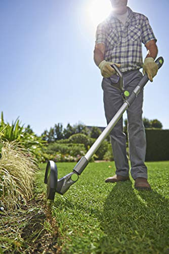 ST20 Cordless Grass Trimmer - The New Gtech Grass Trimmer Gives You The Power to Cut and Edge The Lawn - Without a Cord to Hold You Back. But That's not The Real Difference.