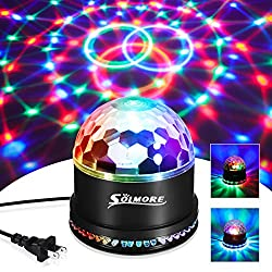 Image of Party Lights,SOLMORE Disco...: Bestviewsreviews
