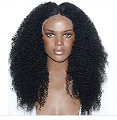 "Cool2day -- ""Synthetic Lace Front Wig 7A Quality at Competitive Price"" Natural look and soft hairs. NO tangle and NO shedding; Can be curled and straightened, cut and Flat-ironed; Have up to 2-3 years lifetime Average cap size can be adjusted by adju..."