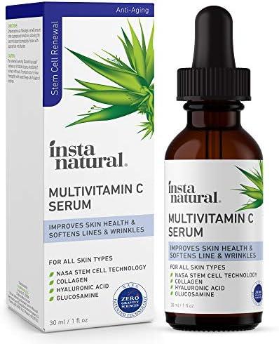 Vitamin C Serum for Face Multivitamin Power Facial Serum Natural Anti Aging Brightening Hydrating product image