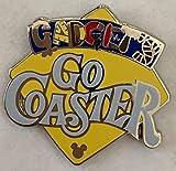 Disney Pin 136222 DLR - Hidden Mickey 2019 - Gadget's Go Coaster Pin