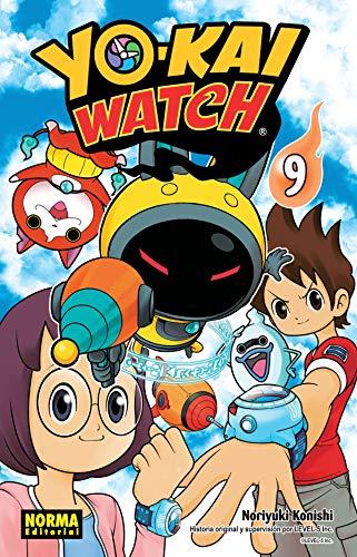 YOKAI WATCH 09