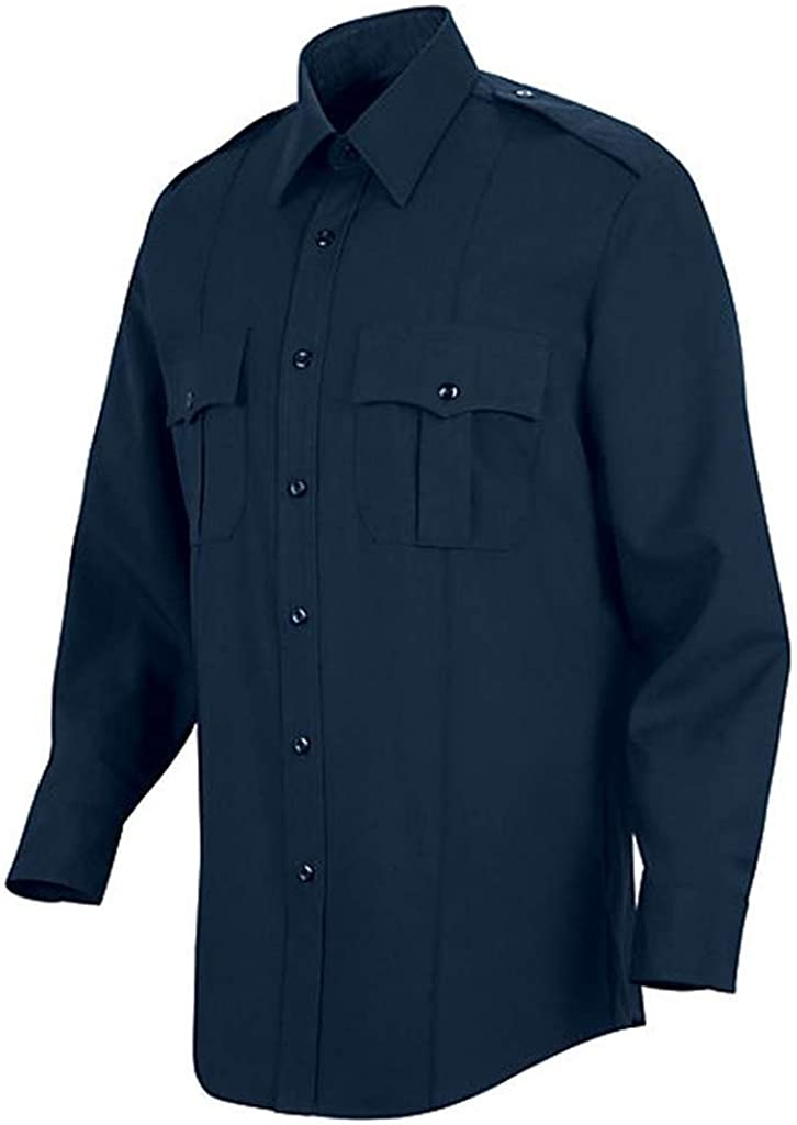 Horace Our shop most popular Small New Generation Stretch 1834 Shirt 5 ☆ very popular Navy Dark