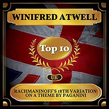Rachmaninoff's 18th Variation on a Theme by Paganini (UK Chart Top 40 - No. 9)