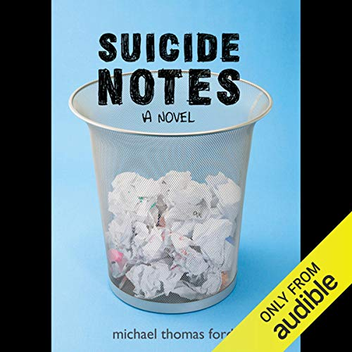 Suicide Notes audiobook cover art