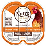 NUTRO Perfect PORTIONS Chicken Cuts in Gravy Entrée 24x75g