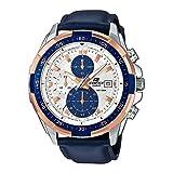 [カシオ]エディフィス EDIFICE 100m防水 クロノグラフ 本革ベルト EFR-539L-7C メンズ 腕時計 [並行輸入品]