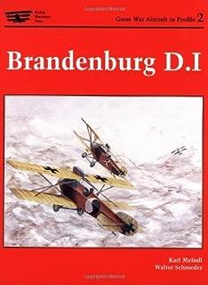 Brandenburg D.I. (Great War Aircraft in Profile, Volume 2) by Karl Meindl (1997-01-03)