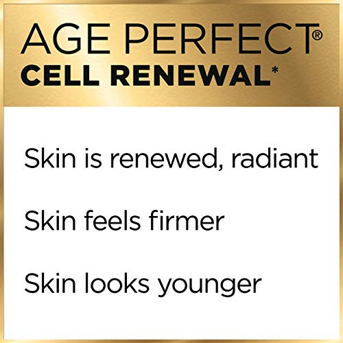 51uRdXWAQGL - Skincare Age Perfect Cell Renewal Golden Face Serum, Anti-Aging Serum to Refine, Exfoliate and Replump Mature Dull Skin, 1 fl oz