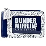 Loungefly: The Office - Dundler Mifflin Card Holder, Wallet, Amazon Exclusive