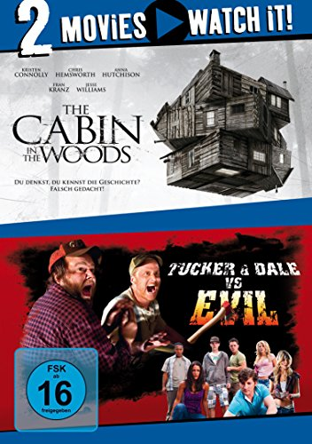 The Cabin in the Woods / Tucker & Dale vs Evil [2 DVDs]