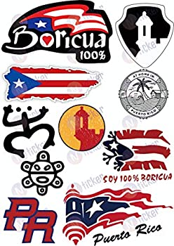 Best puerto rico sticker Reviews